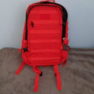 Survival Backpack with Laptop Charger